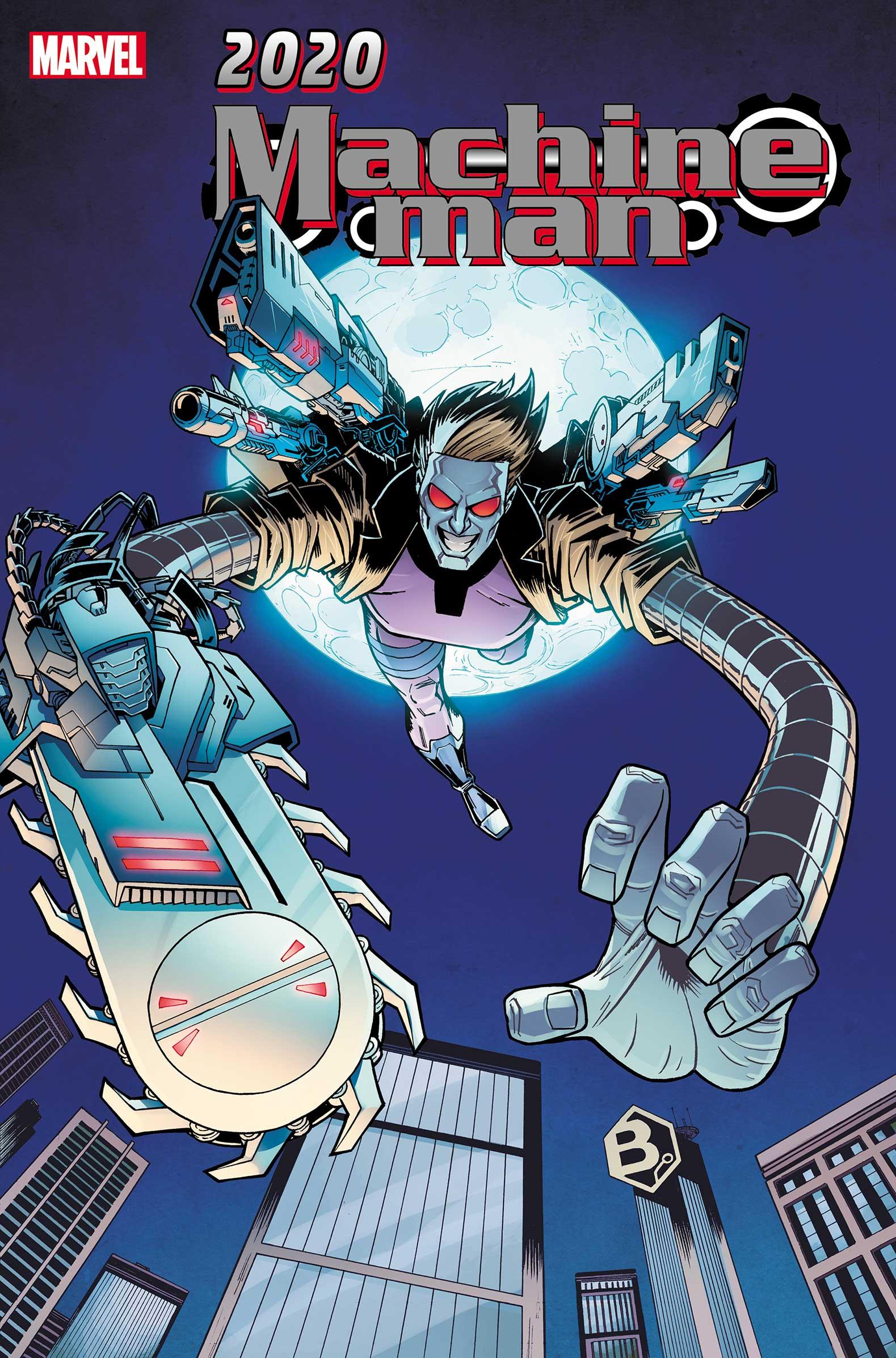 2020 Machine Man (2020) #1
