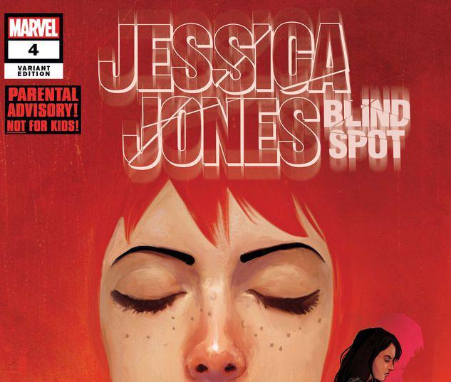 Jessica Jones: Blind Spot #4