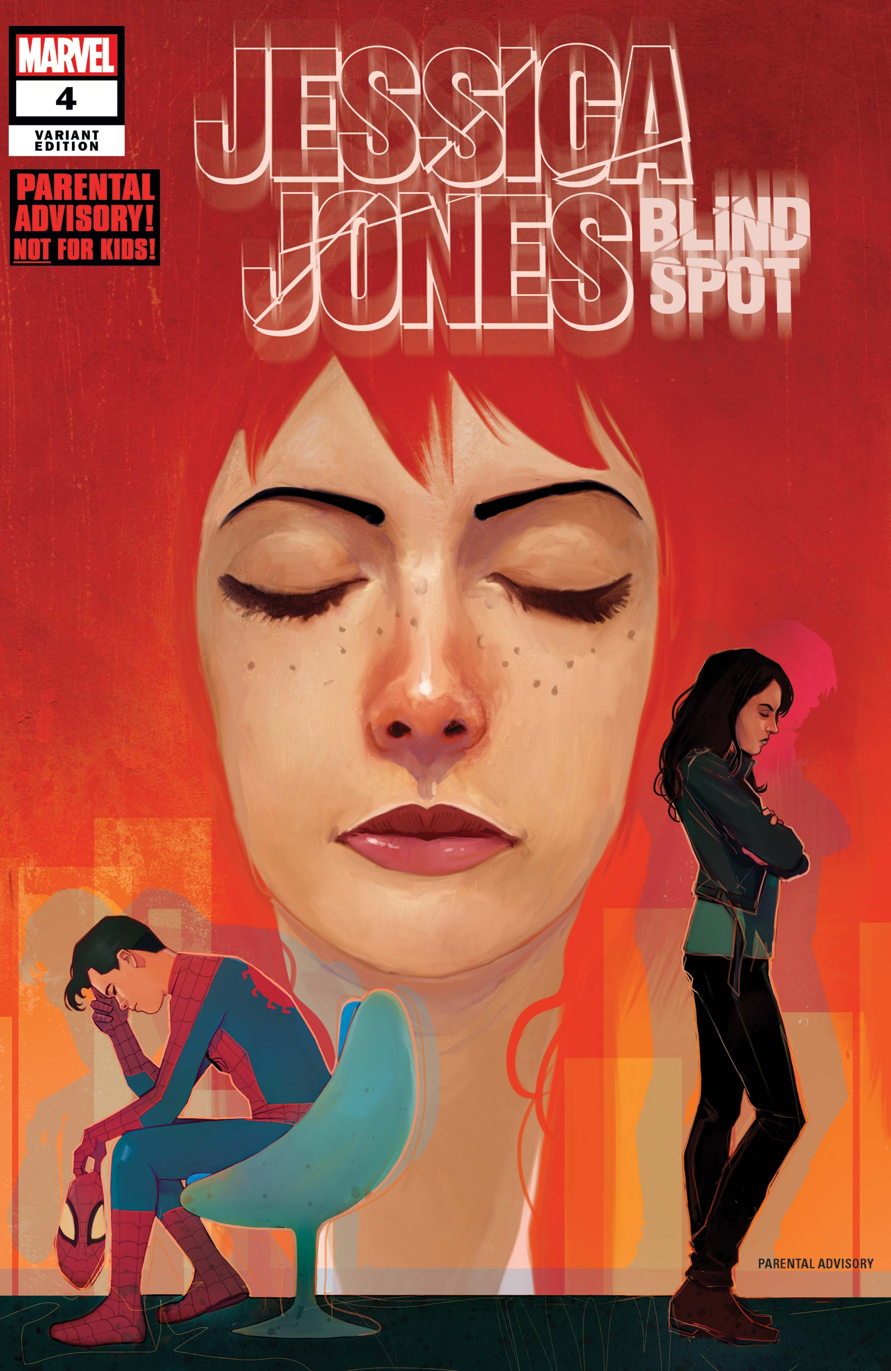 Jessica Jones: Blind Spot (2020) #4 (Variant)