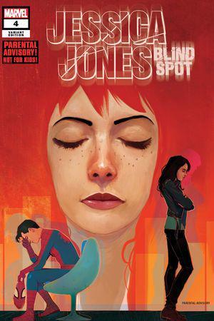 Jessica Jones: Blind Spot (2020) #4 (Variant)