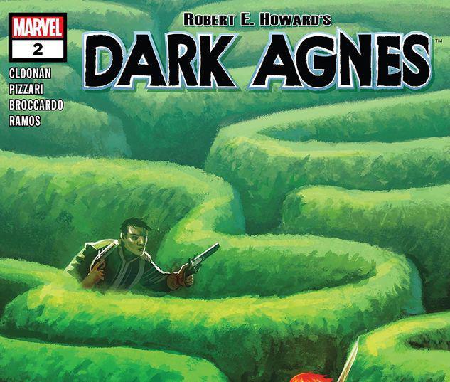Robert E. Howard's Dark Agnes #2