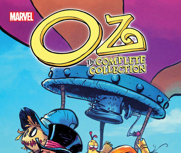 OZ: THE COMPLETE COLLECTION - OZMA/DOROTHY & THE WIZARD GN-TPB #2