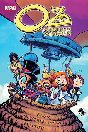 Oz: The Complete Collection - Ozma/Dorothy & The Wizard (Trade Paperback)