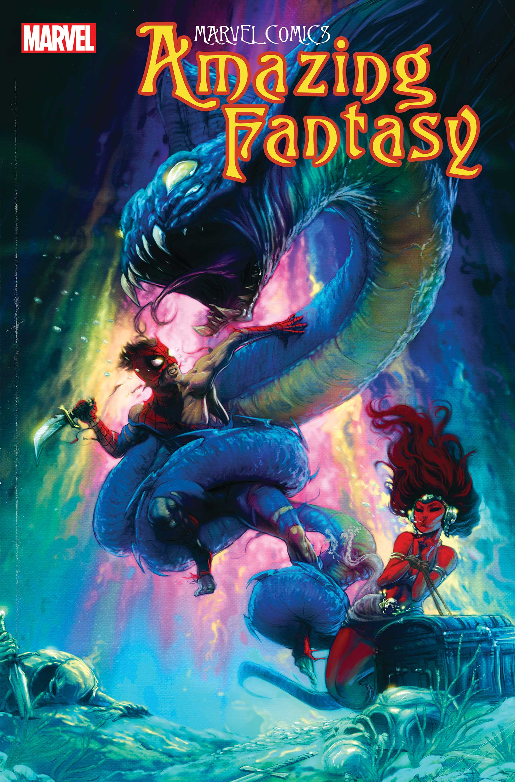 Amazing Fantasy (2021) #2