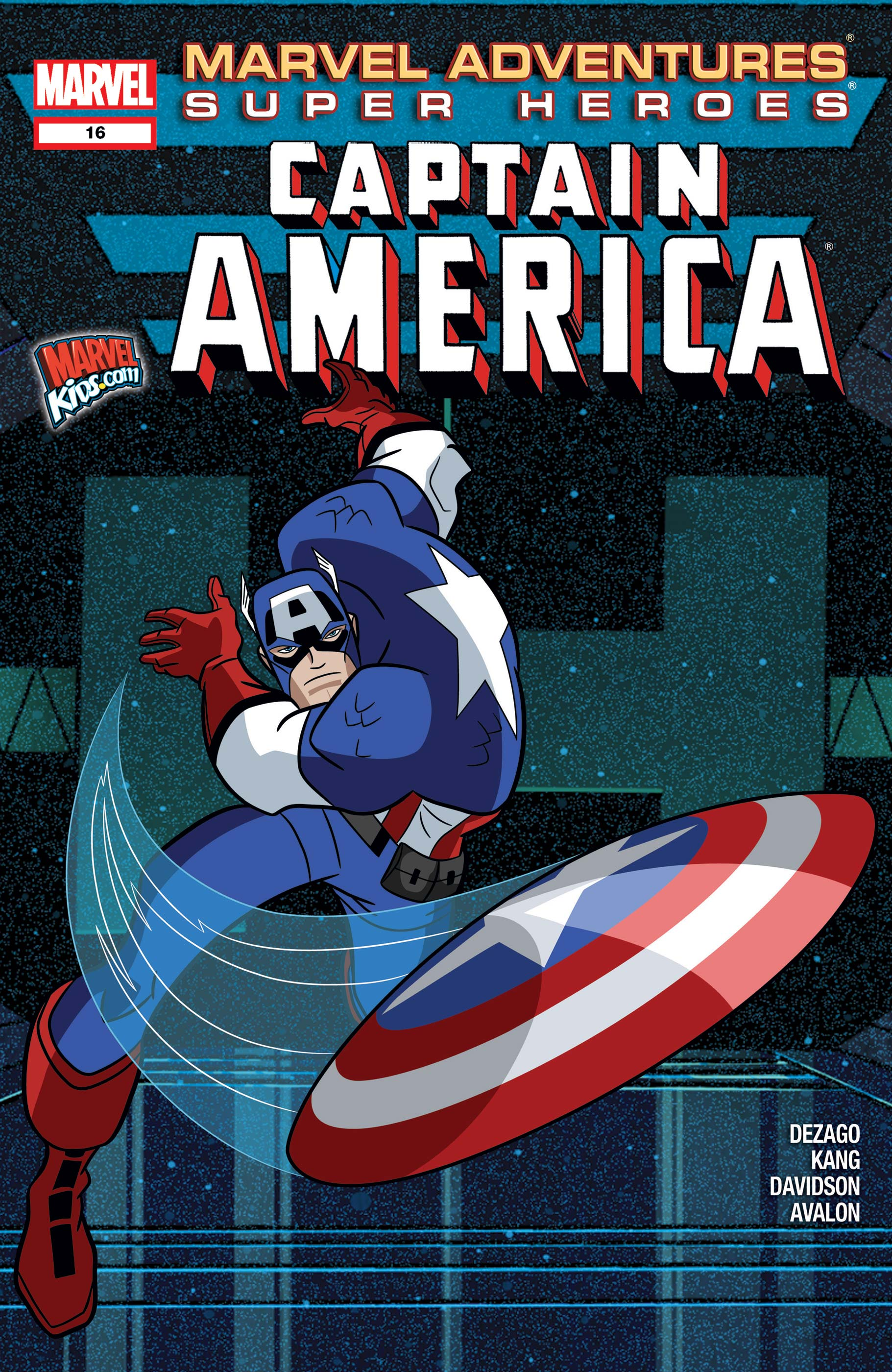 Marvel Adventures Super Heroes (2010) #16