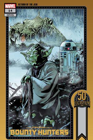 Star Wars: Bounty Hunters (2020) #14 (Variant)