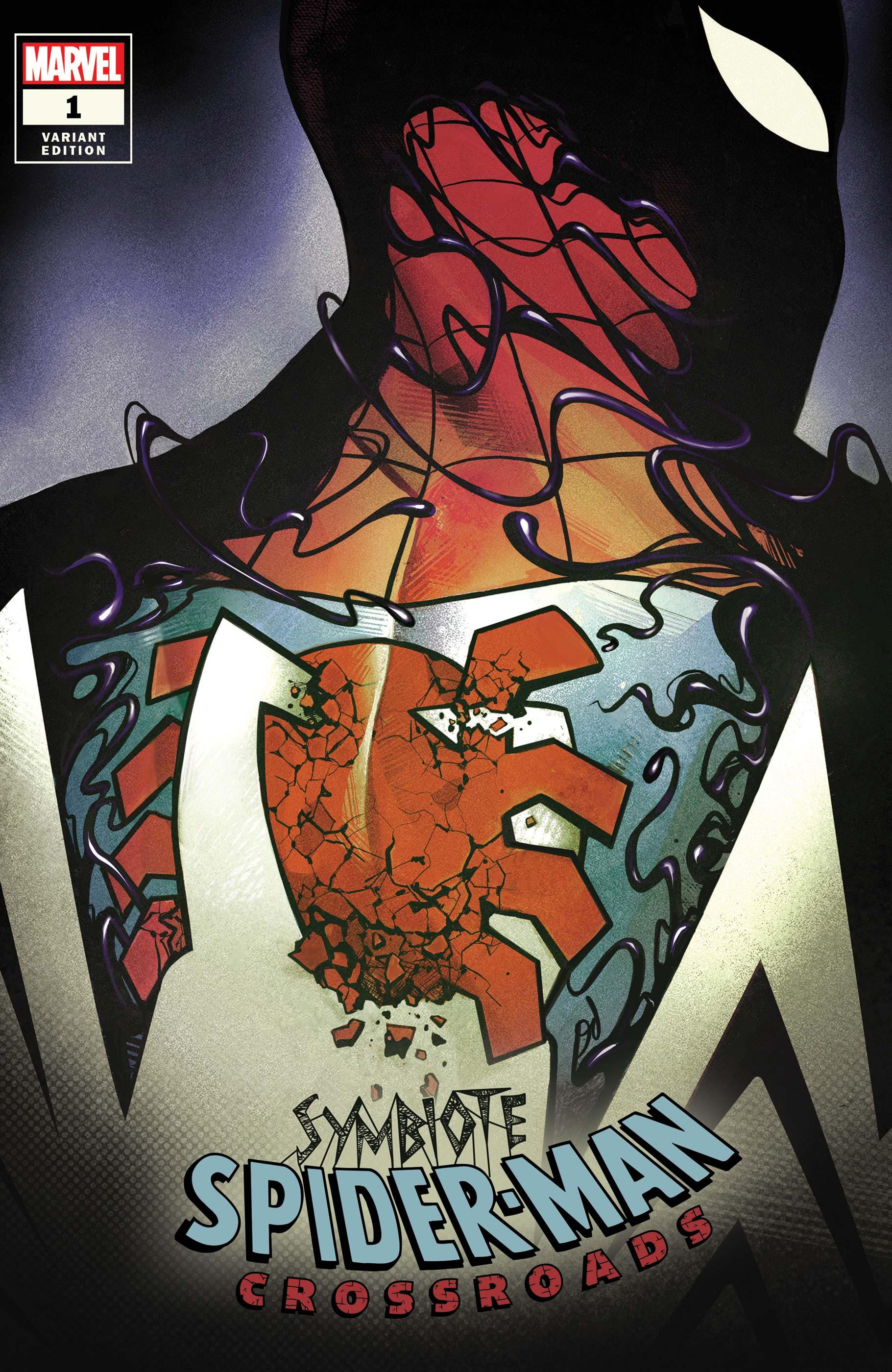 Symbiote Spider-Man: Crossroads (2021) #1 (Variant)