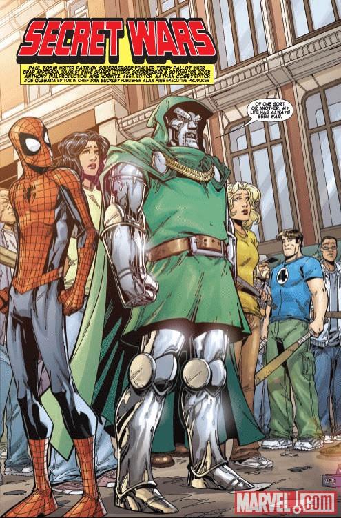 Marvel comics spider man secret wars espa ol pdf - Marvel spiderman comics pdf ...