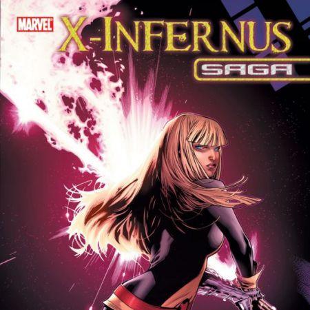 X-Infernus Saga (2008) #1