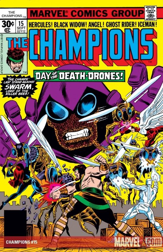 Champions (1975) #15
