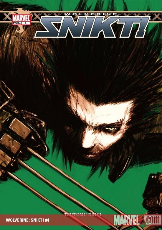 Wolverine: Snikt! (2003) #4