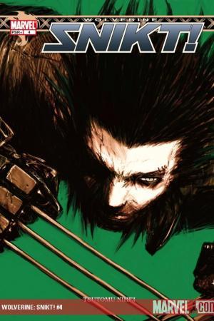 Wolverine: Snikt! #4