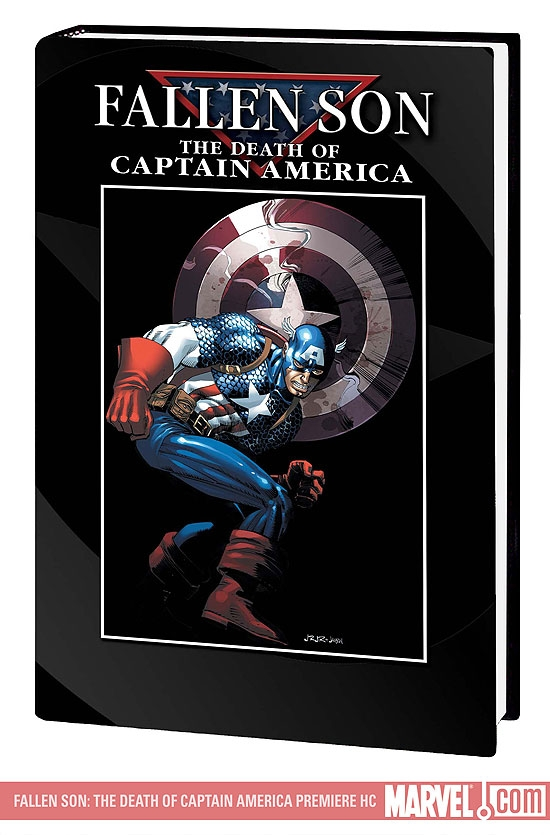 Fallen Son: The Death of Captain America Premiere (Hardcover)