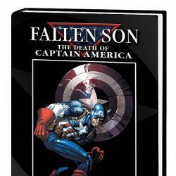 FALLEN SON: THE DEATH OF CAPTAIN AMERICA PREMIERE #0
