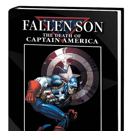 FALLEN SON: THE DEATH OF CAPTAIN AMERICA PREMIERE #0