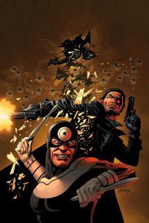 Punisher Vs. Bullseye #5