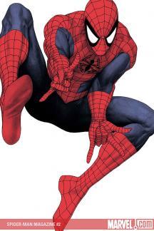 Spider-Man Magazine (2008) #2