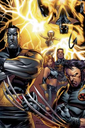 Ultimate X-Men #50