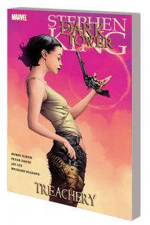 Dark Tower: Treachery (Trade Paperback)