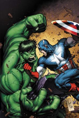 Incredible Hulks #624  (CAPTAIN AMERICA 70TH ANNIVERSARY VARIANT)