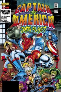 Captain America (1968) #434