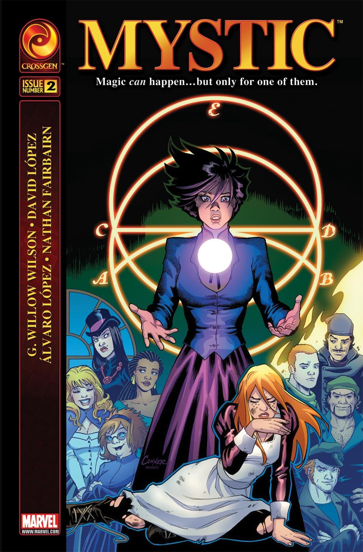 Mystic (2011) #2