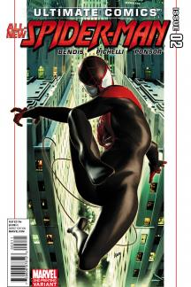 Ultimate Comics Spider-Man #2  (2nd Printing Variant)