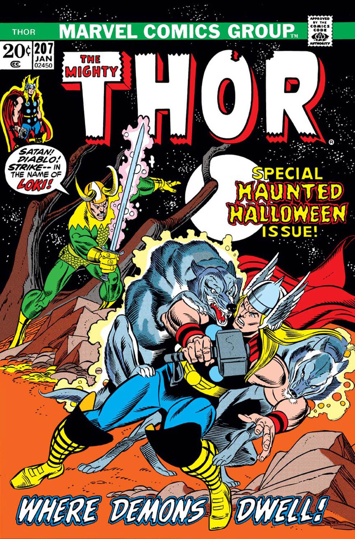 Thor (1966) #207