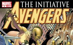 Avengers: The Initiative (2007) #3