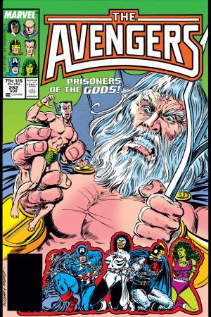Avengers (1963) #282