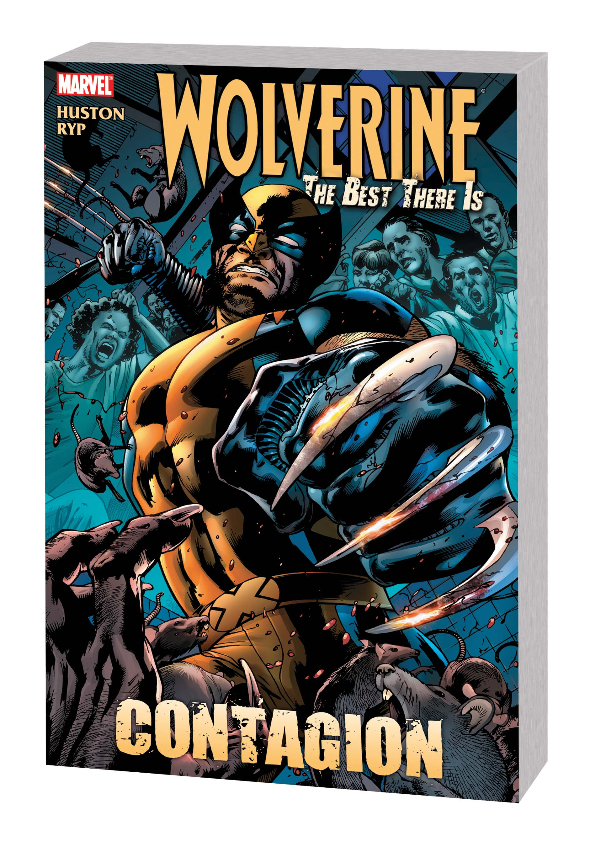 Wolverine: Contagion Vol. 1 (Trade Paperback)