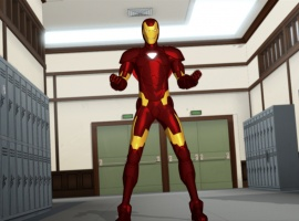 Screenshot from Iron Man: Armored Adventures Season 2, Episode 12