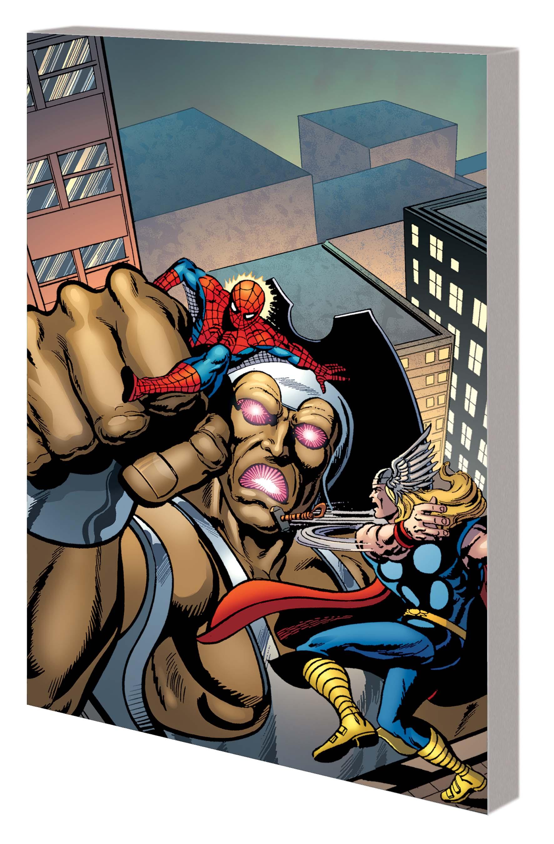 Spider-Man: Marvel Team-Up by Claremont & Byrne (Trade Paperback)