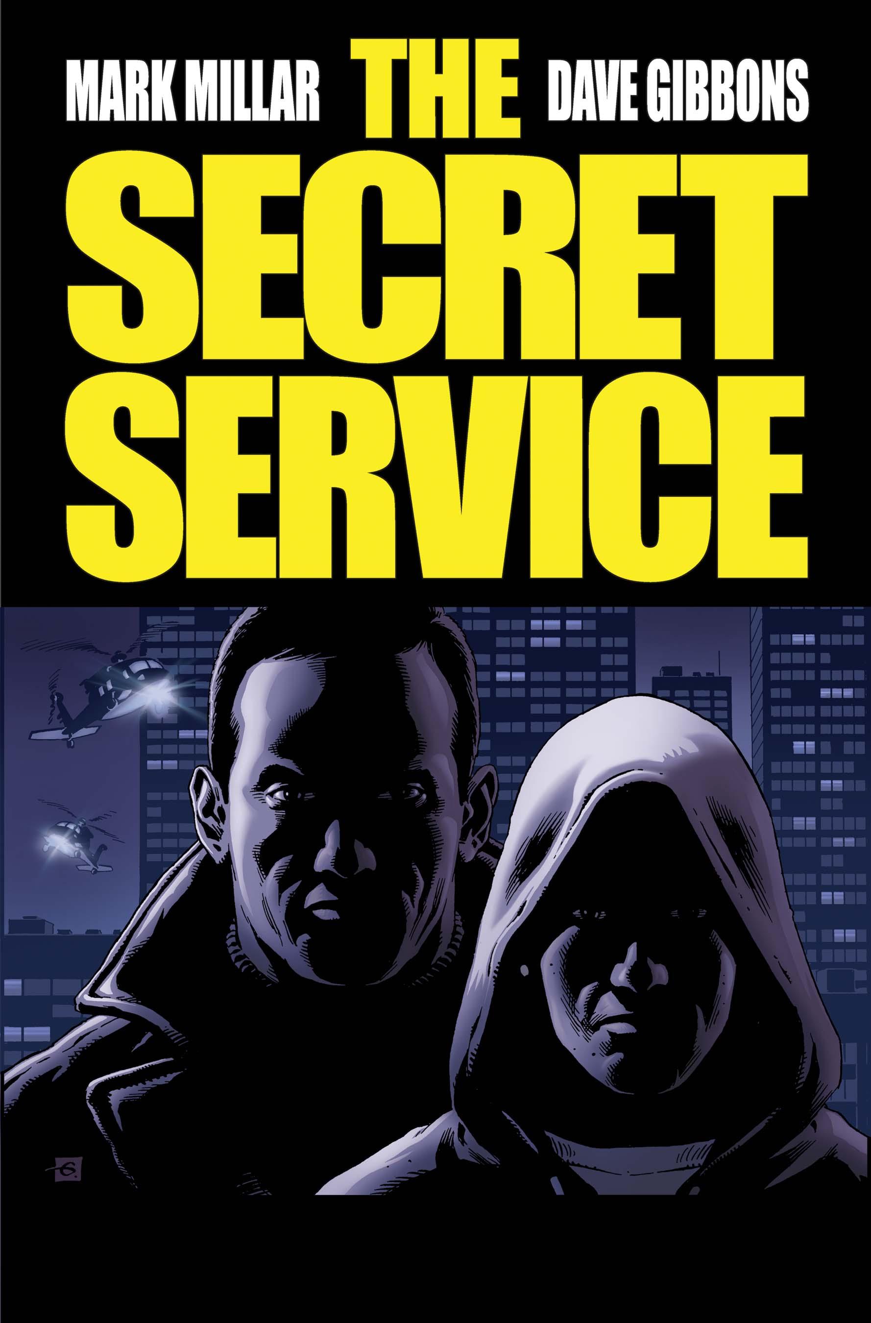 Secret Service (2012) #1