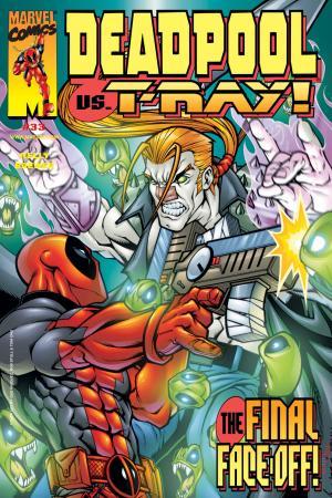 Deadpool (1997) #33