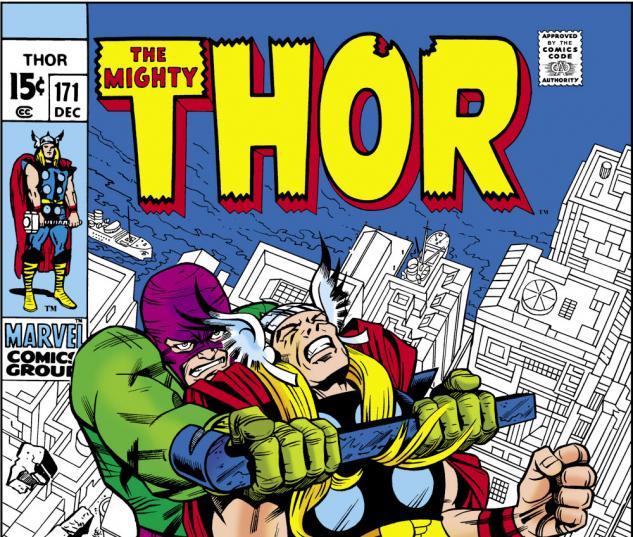 Thor (1966) #171