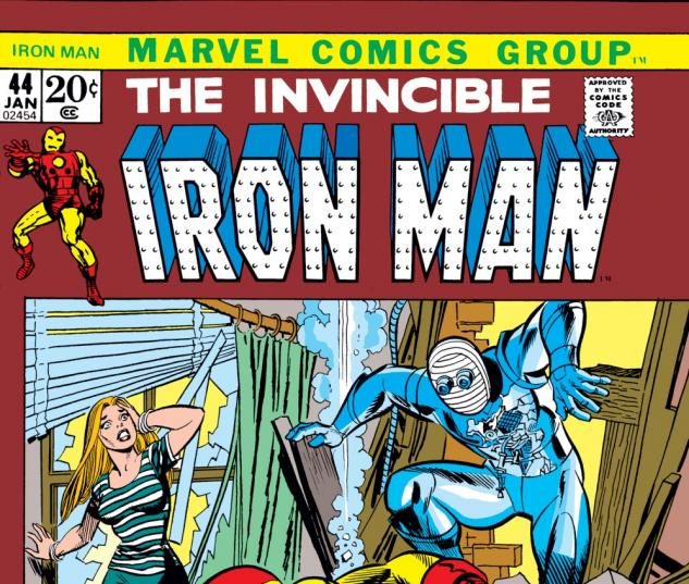 Iron Man (1968) #44
