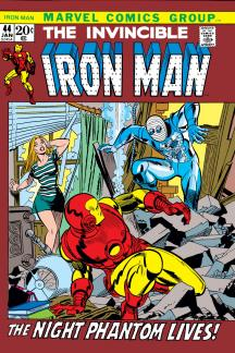 Iron Man #44