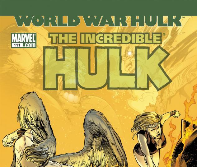 Incredible Hulk (1999) #111