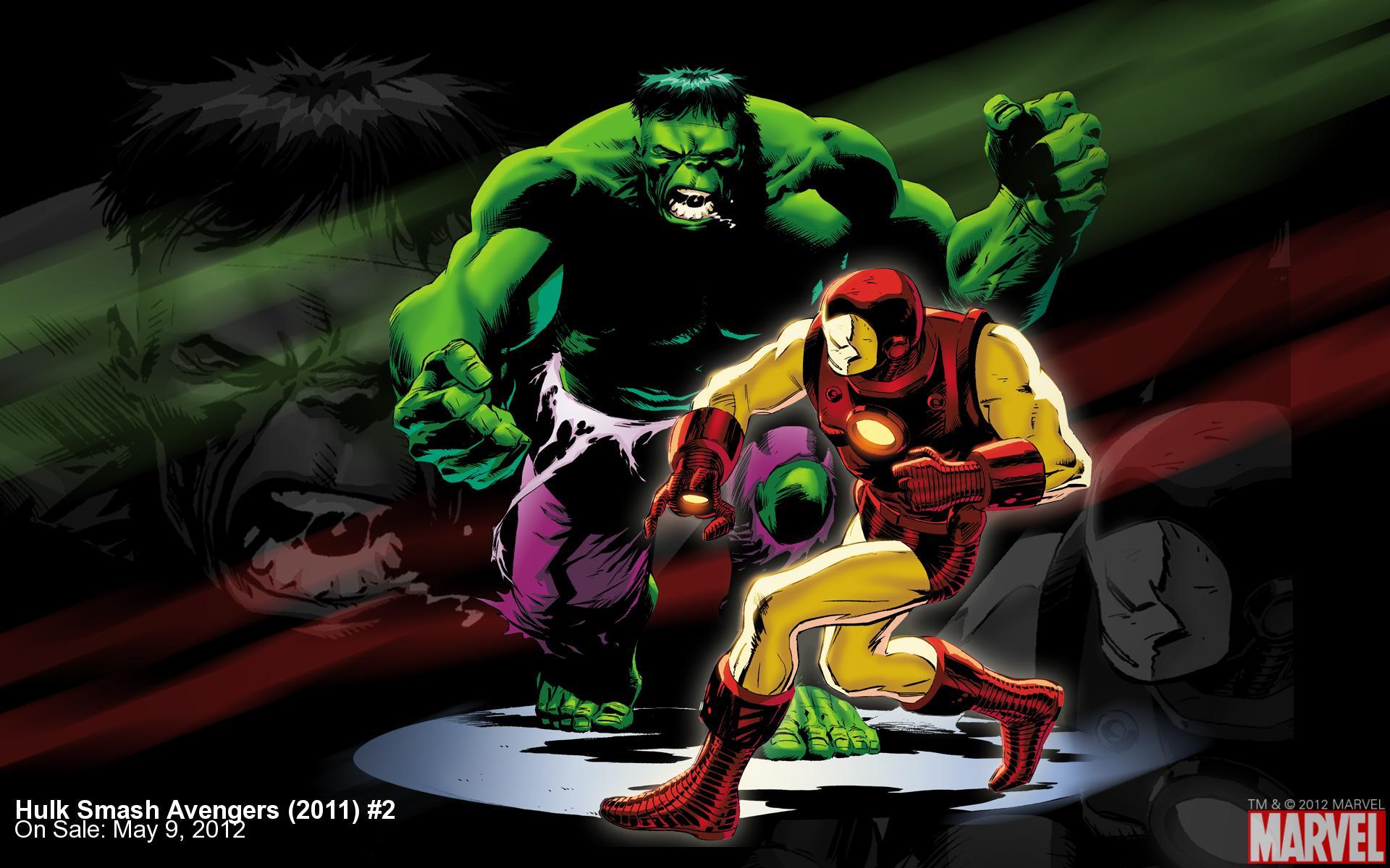 Hulk Smash Avengers wallpaper - 877758