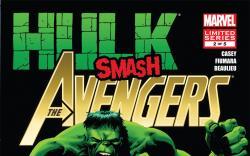 Hulk Smash Avengers (2011) #2