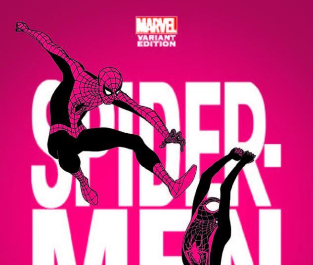 SPIDER-MEN 2 MARTIN VARIANT (1 FOR 30, WITH DIGITAL CODE)