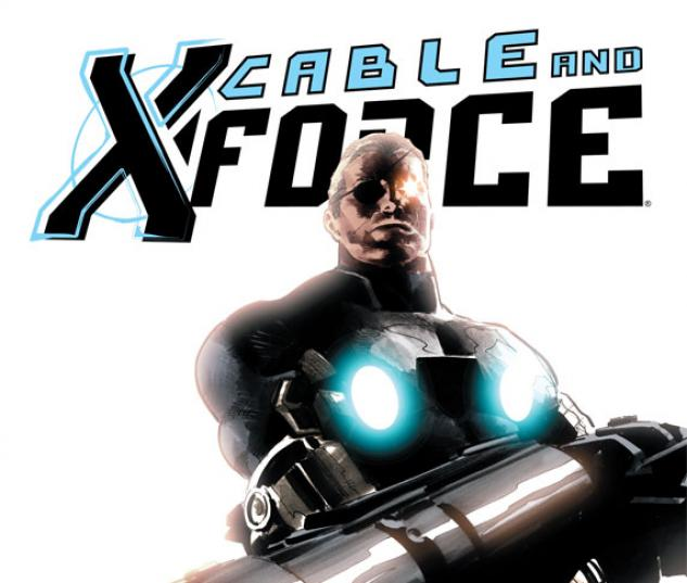 Cable And X-Force #1 Variant