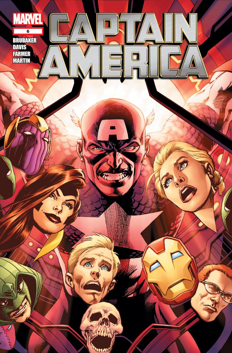 Captain America (2011) #6