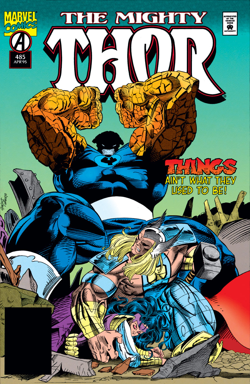 Thor (1966) #485