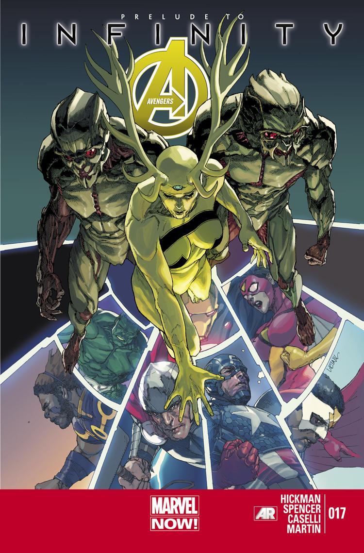 Avengers (2012) #17