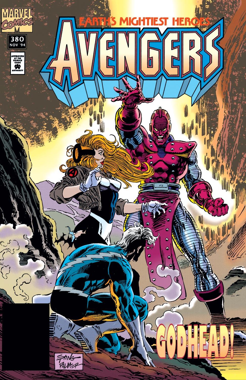 Avengers (1963) #380