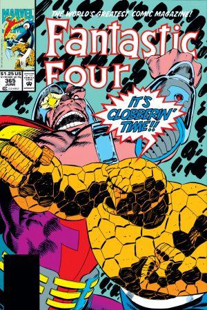 Fantastic Four (1961) #365