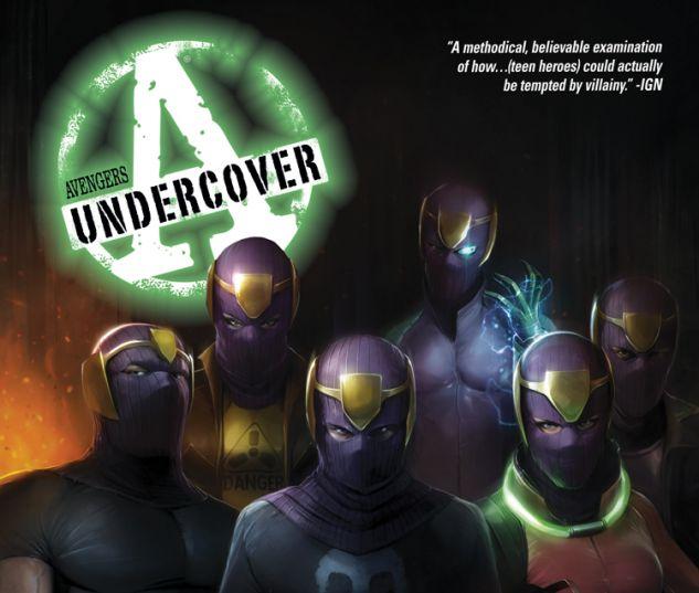 AVENGERS UNDERCOVER 4 (ANMN)