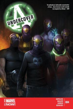 Avengers Undercover (2014) #4